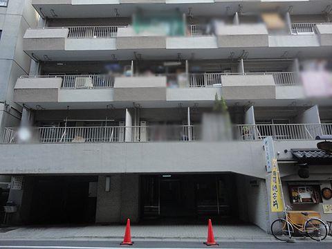 【外観】湯島武蔵野マンション