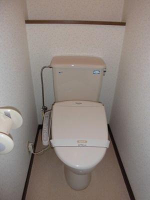 【トイレ】ファインステージ鴻巣