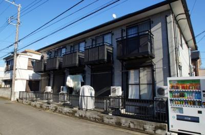 三ツ境駅徒歩7分のアパートです。