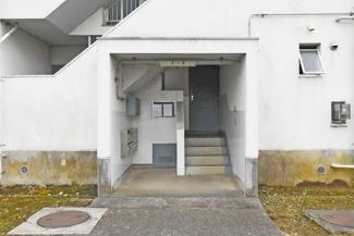 【エントランス】ビレッジハウス石岡第二2号棟