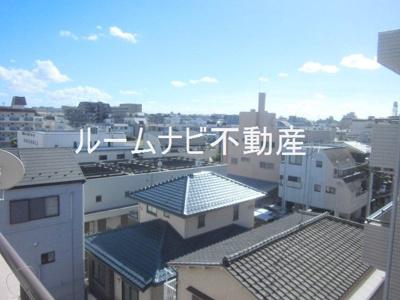【展望】ライオンズマンション蓮根