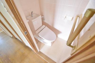 【トイレ】栄町貸家