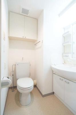 【トイレ】ラフィネ築地