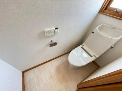 【トイレ】有瀬テラスハウス