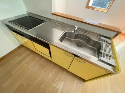 【キッチン】有瀬テラスハウス
