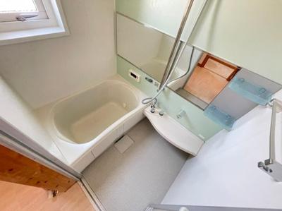 【浴室】有瀬テラスハウス