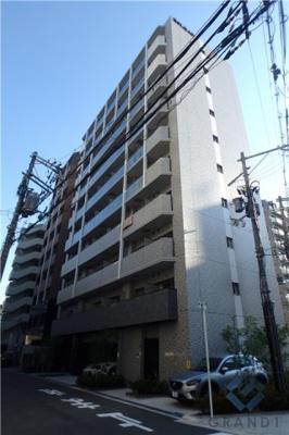 【外観】エスリード京橋アミュゼ
