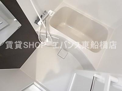 【浴室】オーキッドレジデンス船橋本町