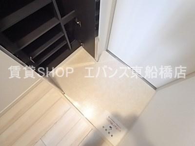 【玄関】オーキッドレジデンス船橋本町