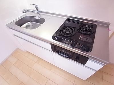 【キッチン】グランブルⅢ