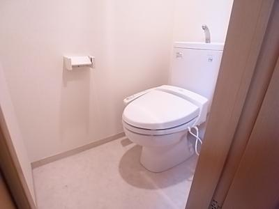 【トイレ】ルミネ城が山