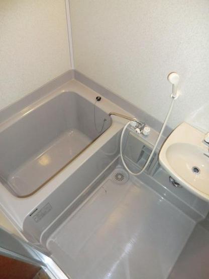 【浴室】コーポパールC