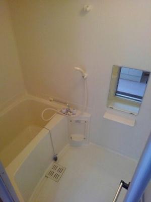 【浴室】GRANDEUR山崎B