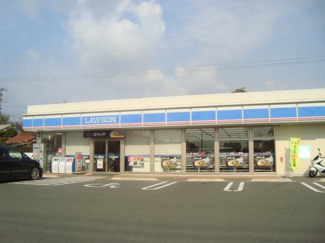 ローソン宇部江頭店(コンビニ)まで544m