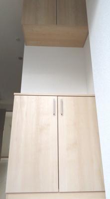 【玄関】清和幸マンションB棟