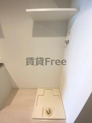 【洗面所】Luxe玉造Ⅲ 仲介手数料無料