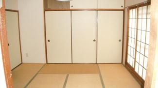 【和室】パークタウン五領 第6団地3号棟