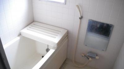 【浴室】パークタウン五領 第6団地3号棟