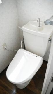 【トイレ】パークタウン五領 第6団地3号棟
