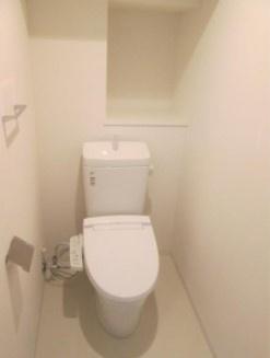 【トイレ】Twin Square Ⅰ