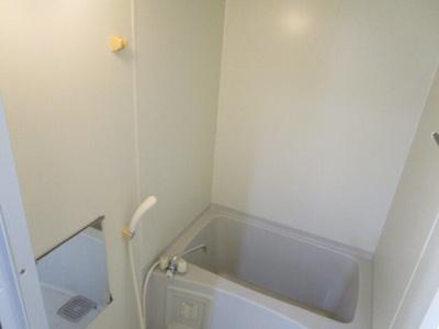 【浴室】ヴィラージュ有玉