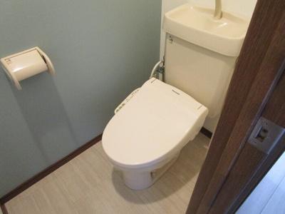 【トイレ】ヴィラージュ有玉