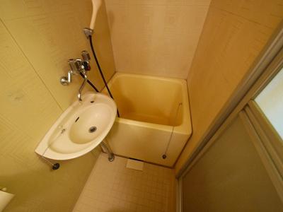 【浴室】サンコーポ新大宮