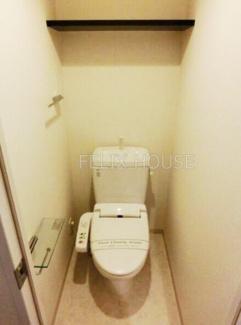 【トイレ】スパシエ エル・ヴィエント・アース 板橋 タワー