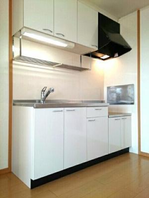 【キッチン】シェルクレールⅠ