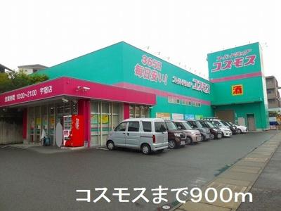 コスモス宇宿店まで900m