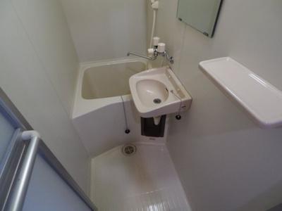 【浴室】フルブルーム