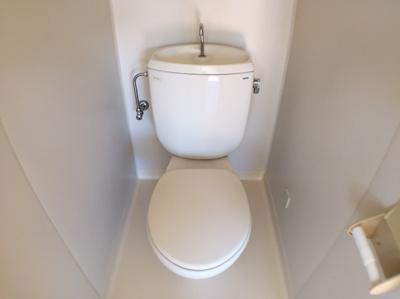 【トイレ】奥富マンション2