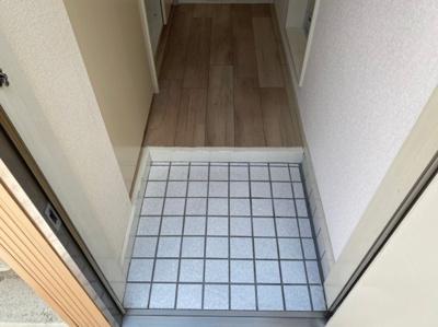 【玄関】ジュネパレス柏第80