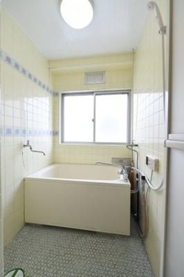 【浴室】ドエル南柏
