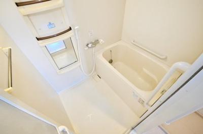 【浴室】インシュランスビルディングⅩⅦあけぼの