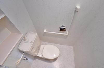 【トイレ】インシュランスビルディングⅩⅦあけぼの