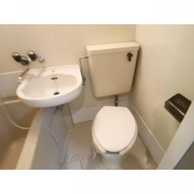 【トイレ】リーブル柏