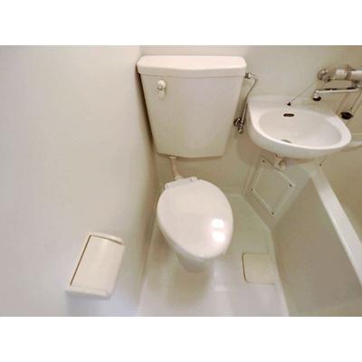 【トイレ】セレスティン我孫子