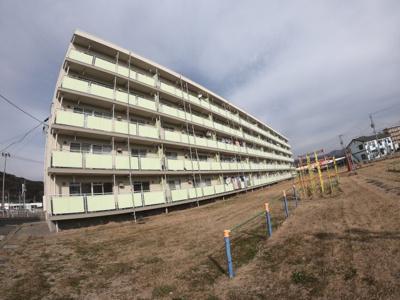 【外観】ビレッジハウス万石浦2号棟