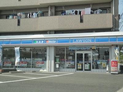 ローソン吉野松十文字店まで905m