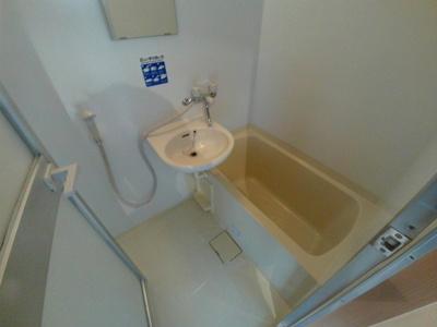 【浴室】サンシャイン野村