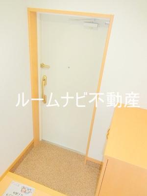 【玄関】グランフォース蔵前