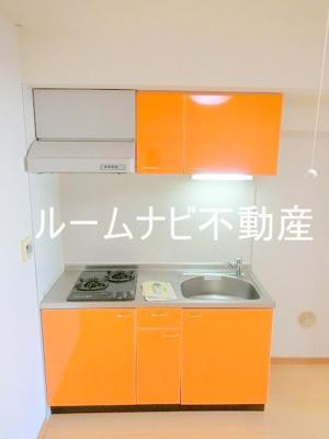 【キッチン】グランフォース蔵前