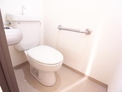 【トイレ】アネシス岡本