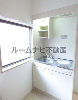 【キッチン】奥浅草ハウス