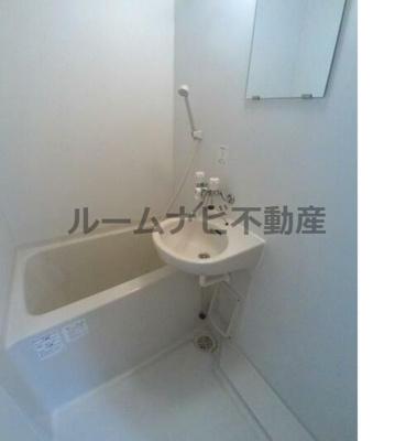 【浴室】奥浅草ハウス