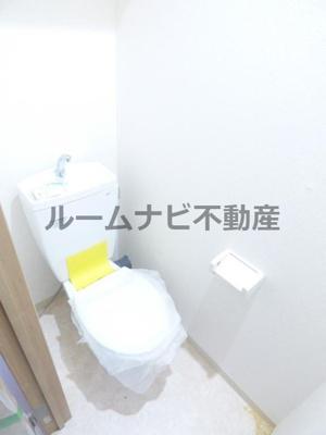 【トイレ】奥浅草ハウス