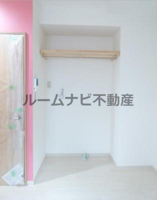 【収納】奥浅草ハウス