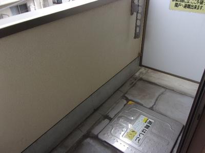 【バルコニー】E&T OSHIAGE