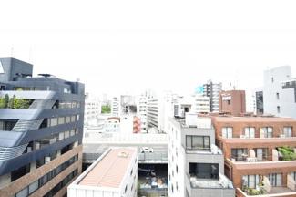 S-RESIDENCE淀屋橋 眺望